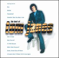 Tom Jones:The best of Tom Jones