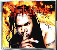 cd-singel: Busta Rhymes: Fire
