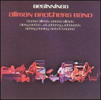 cd: Allman Brothers Band: Beginnings