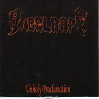 cd-r: Angelrape: Unholy Proclamation