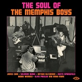 VA: The Soul Of The Memphis Boys