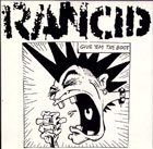 Rancid: Give 'em the boot