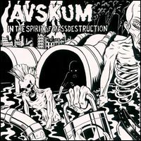 Avskum:In the Spirit of Mass Destruction