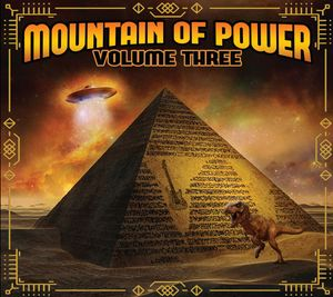 Mountain Of Power: Volume Three