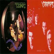 Cramps: Psychedelic Jungle/Gravest Hits