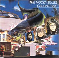 Moody Blues:Caught Live + 5