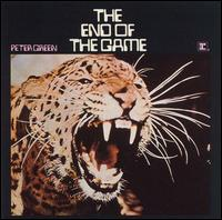 PETER GREEN:The end of the game