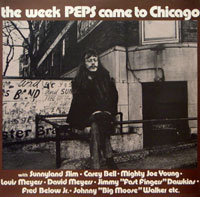 Peps Persson:The week Peps came to Chicago