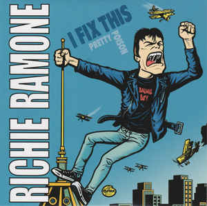 Richie Ramone: I Fix This