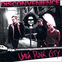 Disconvenience: Umeå punk city