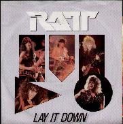 Ratt:Lay it down