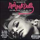 cd-digipak: New York Dolls: Return of the New York Dolls: Live From Royal Festival Hall, 2004