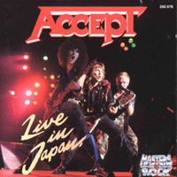 cd: ACCEPT: live in japan