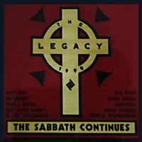 V/A: the Legacy 1990 - the Sabbath continues