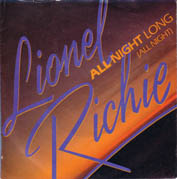 Lionel Richie:all night long (all night)