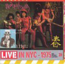 cd: New York Dolls: Red Patent Leather