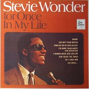 Stevie Wonder: For Once In My Life