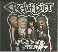 Crashdiet: Illegal Rarities 2