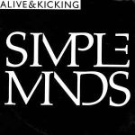SIMPLE MINDS:  Alive & Kicking
