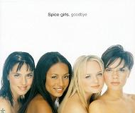 cd-singel: Spice girls: Goodbye