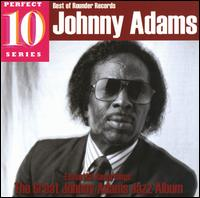 Johnny Adams:Best of Rounder Records