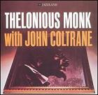 Thelonious Monk: Thelonious Monk With John Coltrane