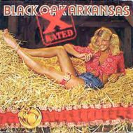 Black Oak Arkansas:x-rated