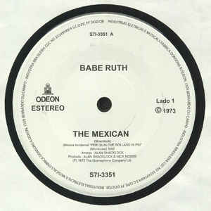 BABE RUTH:THE MEXICAN