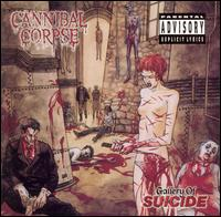 Cannibal Corpse:Gallery of Suicide