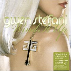 cd-singel: Gwen Stefani: Wind It up