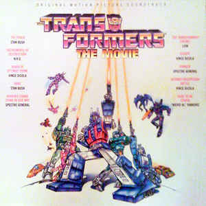 VA: The Transformers The Movie - Original Motion Picture Soundtrack