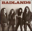 cd: Badlands: Badlands