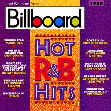 VA: Billboard Hot R&B Hits 1980