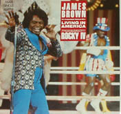 James Brown: Living In America