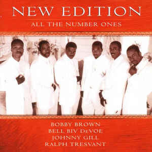 New Edition: All The Number Ones
