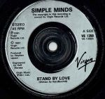 SIMPLE MINDS: Stand By Love