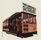 Thelonious Monk:Thelonious Alone in San Francisco
