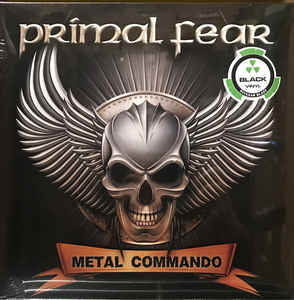 Primal Fear:Metal Commando