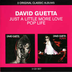 David Guetta: Just A Little More Love / Pop Life