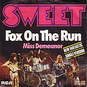 Sweet:Fox on the run