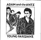 Adam & The Ants:Young Parisians