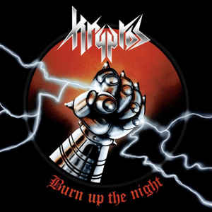 Kryptos:Burn Up The Night