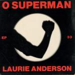 Laurie Anderson:O Superman