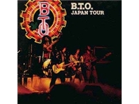 Bachman Turner Overdrive:live in japan