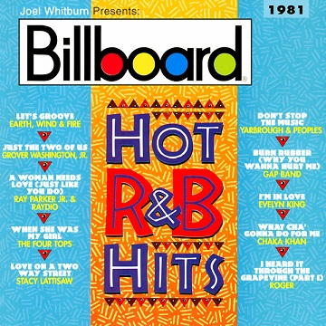 VA: Billboard Hot R&B Hits 1981