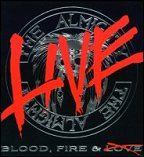 Almighty:Blood Fire & Live