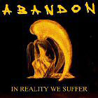 cd-digipak: Abandon: In Reality We Suffer