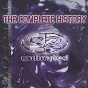 cd: 2 Unlimited: The Complete History