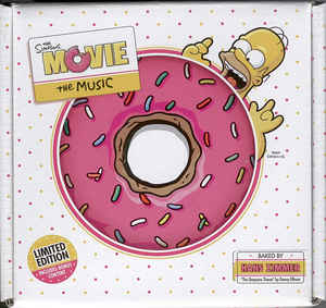 The Simpsons: The Simpsons Movie: The Music