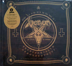 Venom: In Nomine Satanas - The Neat Anthology (40 Years In Sodom)